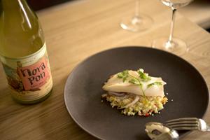 富山の新鮮な魚介と旬の食材でつくる本格ビストロ料理
